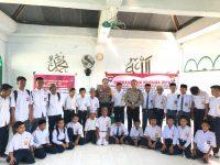 Bahaya Narkoba, Polres Enrekang Gelar Sosialisasi di Madrasa Aliyah PP DDI Enrekang