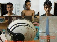 Komplotan Begal Sadis Berhasil Diamankan Tim Gabungan Polda Sulsel