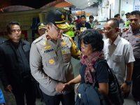 Wakapolda Sulsel Sambut Jenazah Korban KKB di Bandara Hasanuddin