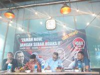 Jelang Pilpres Marak Hoaks, Tokoh dan Elit Politik Diminta Hati-Hati Nyatakan Statemen