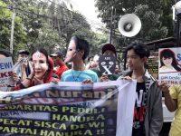 Penyebar Hoaks Layaknya Ratna Sarumpaet, Laskar Hati Nurani Desak Sisca Dewi Dipecat Dari Hanura