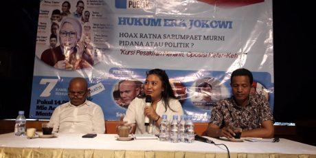 Kubu Prabowo Ketar-Ketir Nantikan Sidang Perdana Hoaks Ratna Sarumpaet