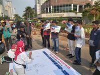 Gelar Petisi, BAT Ajak Masyarakat Sama-sama Sukseskan Pelantikan Presiden dan DPR