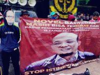 Corong Rakyat : Saudara Novel Baswedan, Tunjukkan Nyalimu Disumpah Pocong!