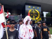 Ramaikan Kejagung Sambil Tutup Mata, Corong Rakyat : Jaksa Agung Jangan Dibutakan, Adili Novel Baswedan!