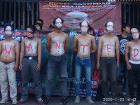Aksi Gaungkan Wanted Novel Baswedan, Corong Rakyat : Muak Kejagung Bungkam Terus