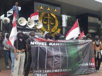 Bakal Aksi Mogok Makan, Corong Rakyat Protes Jaksa Agung yang Tak Kunjung Adili Novel