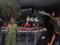 Corong Rakyat : Yang Doyan Bela Novel Baswedan Cuma Orang-orang Gak Waras!