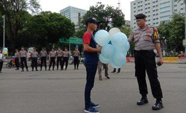Perak Demokrasi Indonesia Aksi Damai, Dukung Pemerintah Tolak Pulangkan Eks WNI ISIS
