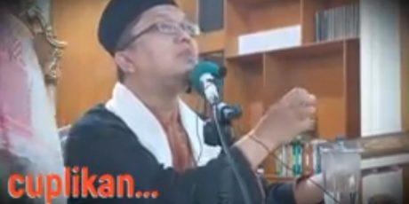 Minta Polri Bertindak, Jari 98 : Sudah Tangkap Saja Alfian Tanjung!