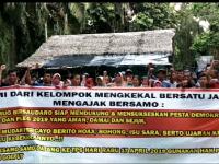 Menghitung Hari Jelang Pemilu, Kelompok Mengkekal Bersatu Siap Lawan Hoaks dan Golput