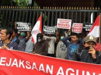 Kejagung Jangan Berbelit-belit Soal Proses Hukum Novel Baswedan!